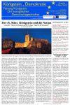 Sonderzeitung Ausgabe 1